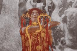 Medicine - Gustav Klimt - 1900-1907