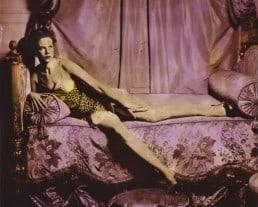 Karl Lagerfeld - Nicole Kidman