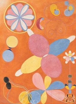 Hilma af Klint - The Ten Largest, No. 4 - 1907