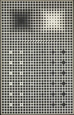 Victor Vasarely, Kinetic