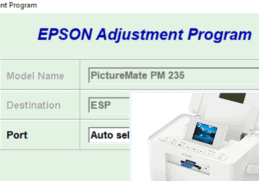 Download Resetter Epson L405 Printer