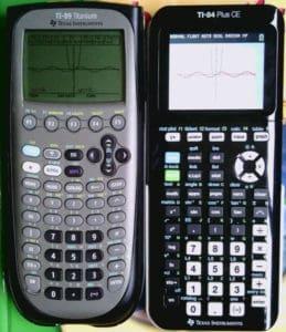 ti-89 vs ti-84
