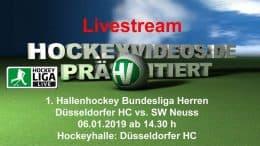 Hockeyvideos.de – DHC vs. SWN – 06.01.2019 14:30 h
