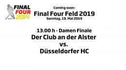 CHTC TV – Finale Damen – DCadA vs. DHC – 19.05.2019 12:00 h