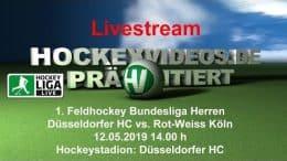 Hockeyvideos.de – DHC vs. RWK – 12.05.2019 14:00 h