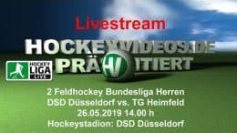 Hockeyvideos.de – DSD vs. TGH – 26.05.2019 14:00 h