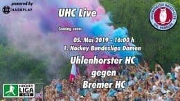 UHC Live – UHC vs. BreHC – 05.05.2019 16:00 h