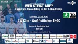 hockeyliga.live – BWK vs. GTHGC – 23.06.2019 14:00 h