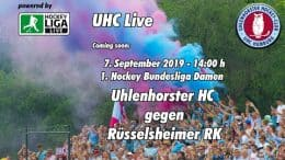 UHC Live – UHC vs. RRK – 07.09.2019 14:00 h