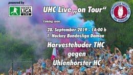UHC Live – HTHC vs. UHC – 28.09.2019 14:00 h