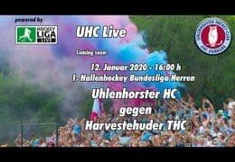 UHC Live – UHC vs. HTHC – 12.01.2020 16:00 h