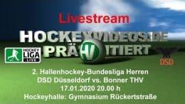 Hockeyvideos.de – DSD vs. BTHV – 17.01.2020 20:00 h