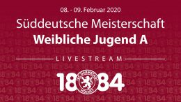 Sportdeutschland.TV – SDM wJA – 09.02.2020 09:30 h