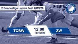 TCBW-TV – TCBW vs. ZW – 12.09.2020 12:00 h