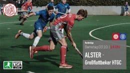 Der Club an der Alster – DCadA vs. GTHGC – 03.10.2020 14:00 h