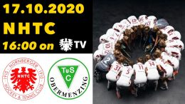 NHTC TV – NHTC vs. TuSC – 17.10.2020 16:00 h