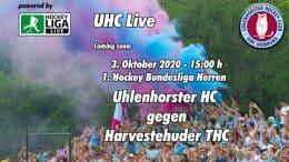 UHC Live – UHC vs. HTHC – 03.10.2020 15:00 h