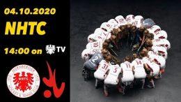 NHTC TV – NHTC vs. TSVM – 04.10.2020 14:00 h
