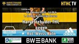 HTHC TV – HTHC vs. RWK – 18.10.2020 14:00 h