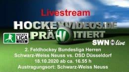 Hockeyvideos.de – SWN vs. DSD – 18.10.2020 17:00 h