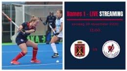 KHC Leuven – RDHC vs. KHCL – 29.11.2020 12:00 h