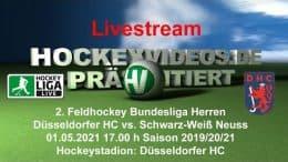 Hockeyvideos.de – DHC vs. SWN – 01.05.2021 17:00 h
