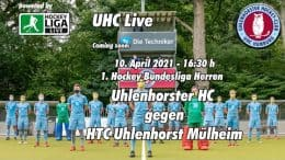 UHC Live – UHC vs. HTCU – 10.04.2021 16:30 h