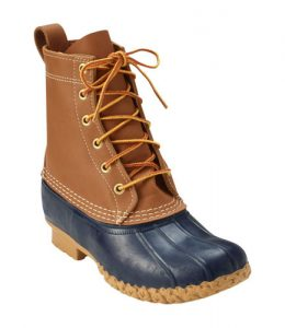 Womens-Bean-Boots-by-LL-Bean-Fall-Shoe-Trends