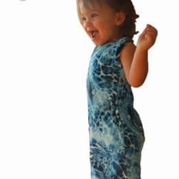The Tailoress PDF Sewing Patterns - Jennie Dress PDF Sewing Pattern