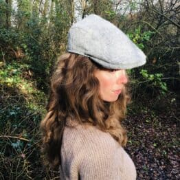 The Tailoress PDF Sewing Patterns - George Flat Cap PDF Sewing Pattern