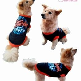 The Tailoress PDF Sewing Patterns - Jasra Tee for Dachshunds PDF Sewing Pattern