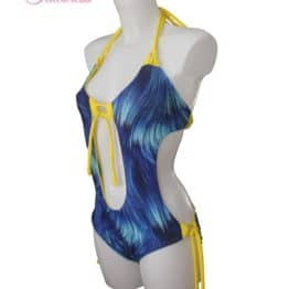 The Tailoress PDF Sewing Patterns - Charlize Swimsuit PDF Sewing Pattern