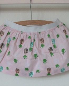 TTS Rokje Pink Pineapple