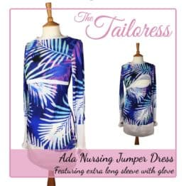 The Tailoress PDF Sewing Patterns - Women