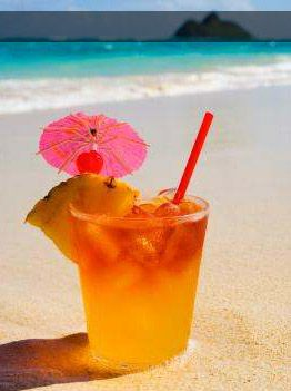 Mai Tai Drink Recipe | Easy to make Mai Tai Recipe