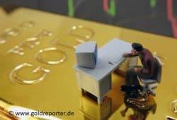Gold, Handel, Online, kaufen (Foto: Goldreporter)