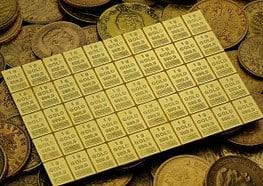 Gold, Goldbarren, CombiBar