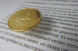 Gold, anonym kaufen, Unze (Foto: Goldreporter)