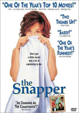 The Snapper film number 10 on the best Irish movies list