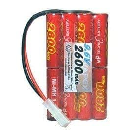 9.6v Battery Cell Packs