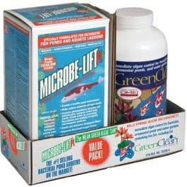 (20270) Microbe lift-green clean kit
