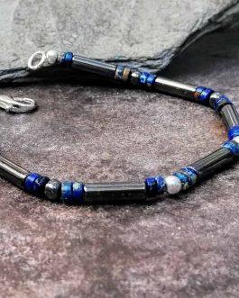 hematire and jasper bracelet