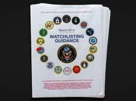 Suspected terrorists added to watchlist