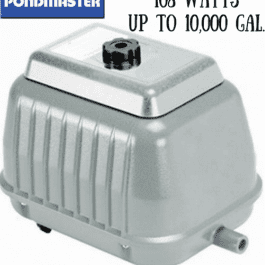 pondmaster AP-100 air pump on koi-care.com