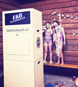 kinderen fotohokje photobooth