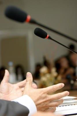 La première – et la plus importante – des règles pour être un As du discours public