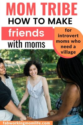 how to make friends with moms and find your mom tribe