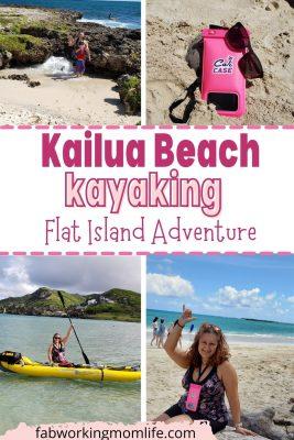 Fabulous Kailua Adventure Kayaking to Flat Island