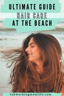 ultimate guide to haircare at the beach