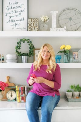 Amy Locurto Dallas Texas DIY Lifestyle and Food Blogger - Founder of Living Locurto